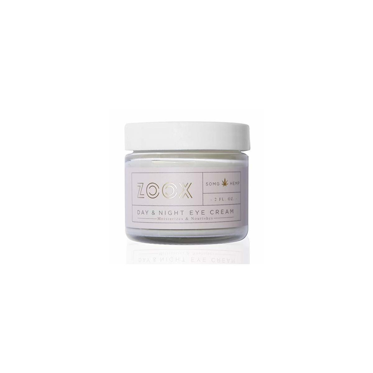 DAY & NIGHT Intense Moisturizing Under and Around Eye Cream 360 - Made in USA with 100% Organic Plants-Based Ingredients Formulated To Rejuvenate and Repair…