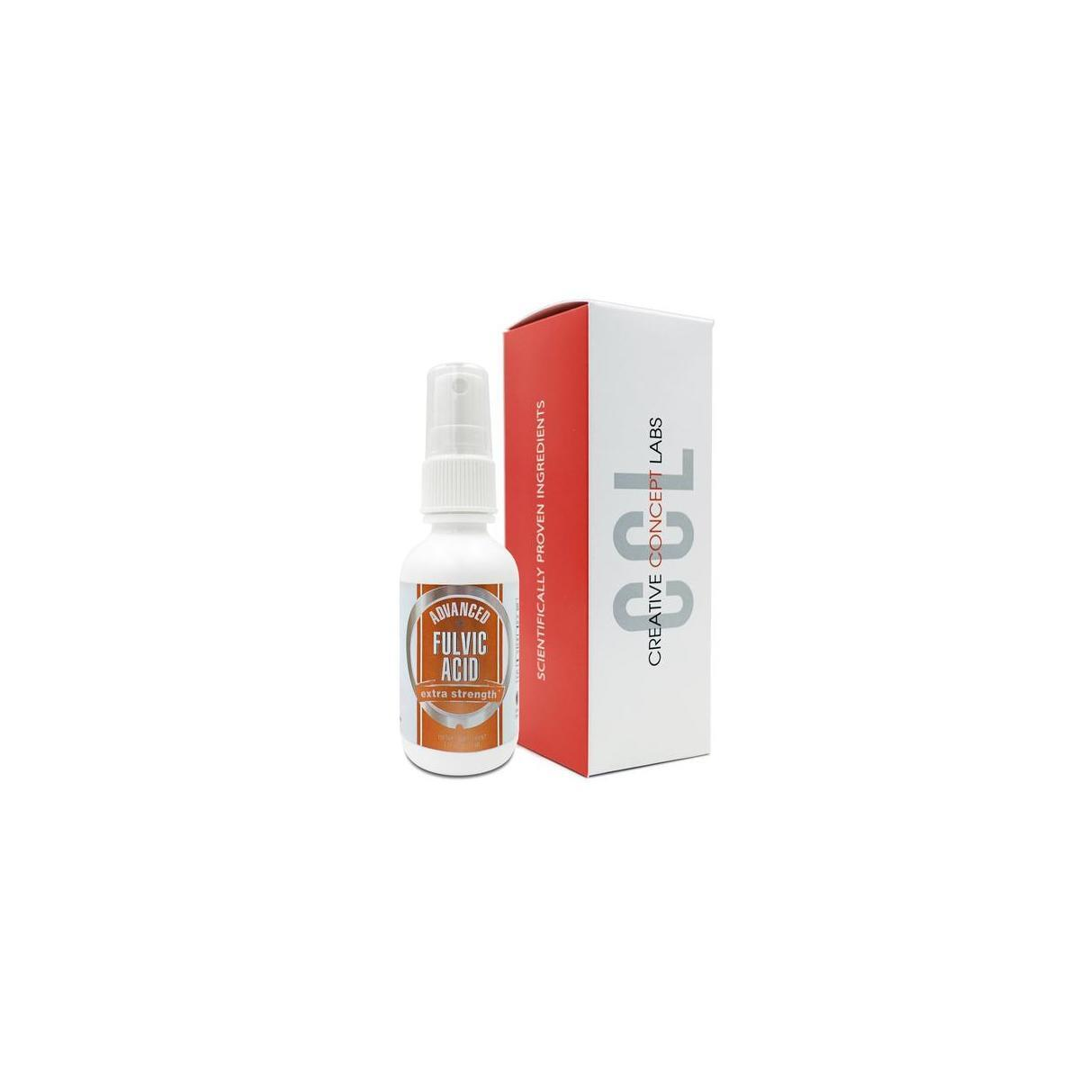 Advanced Fulvic Acid Spray - 72+ Trace Essential Trace Minerals