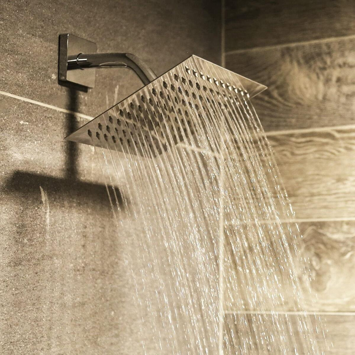 Rainfall Shower Head 8
