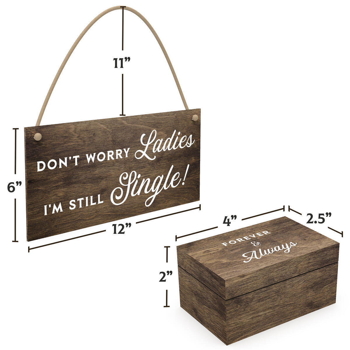 Ring Bearer Gift Set by Stache & Sons