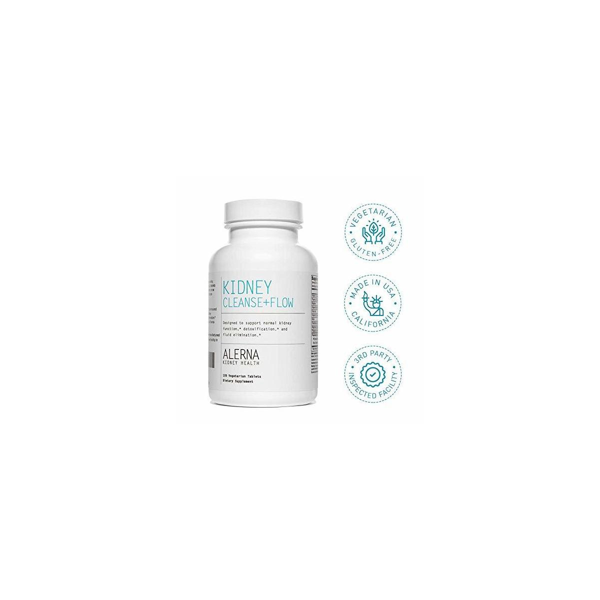 Stone Cleanse & Flow -- Supports Normal Kidney Function with Chanca Piedra aka Stone Breaker, IP6, Gravel Root