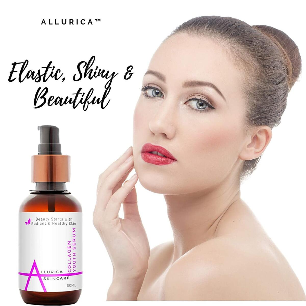 Anti-Aging Serum for Dry and Sagging Skin
