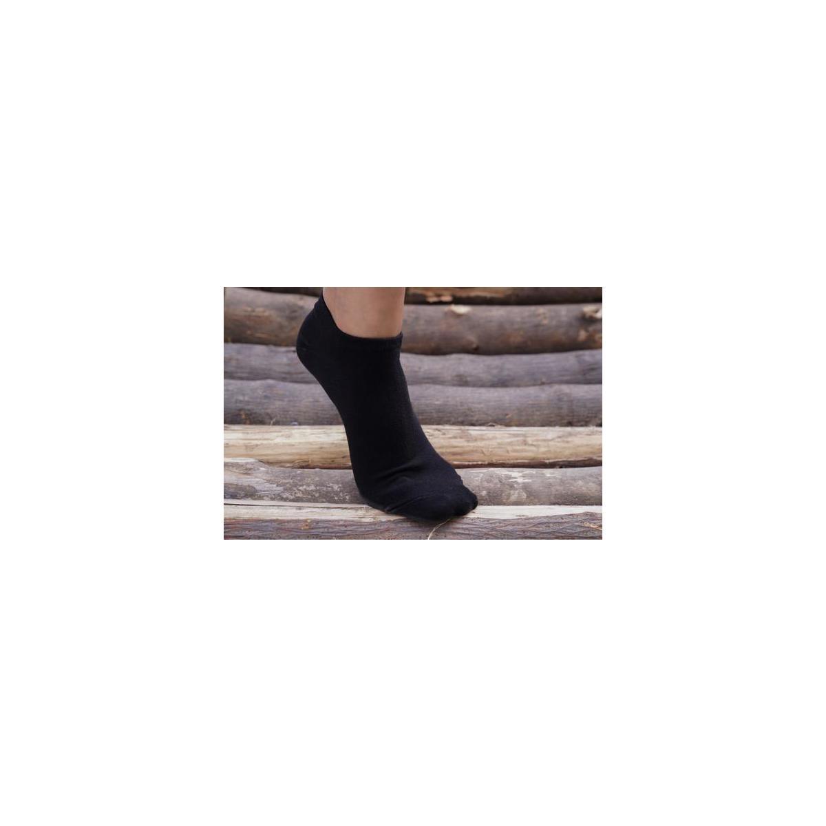 Unisex Premium Ankle Bamboo Socks | Luxurious Gift