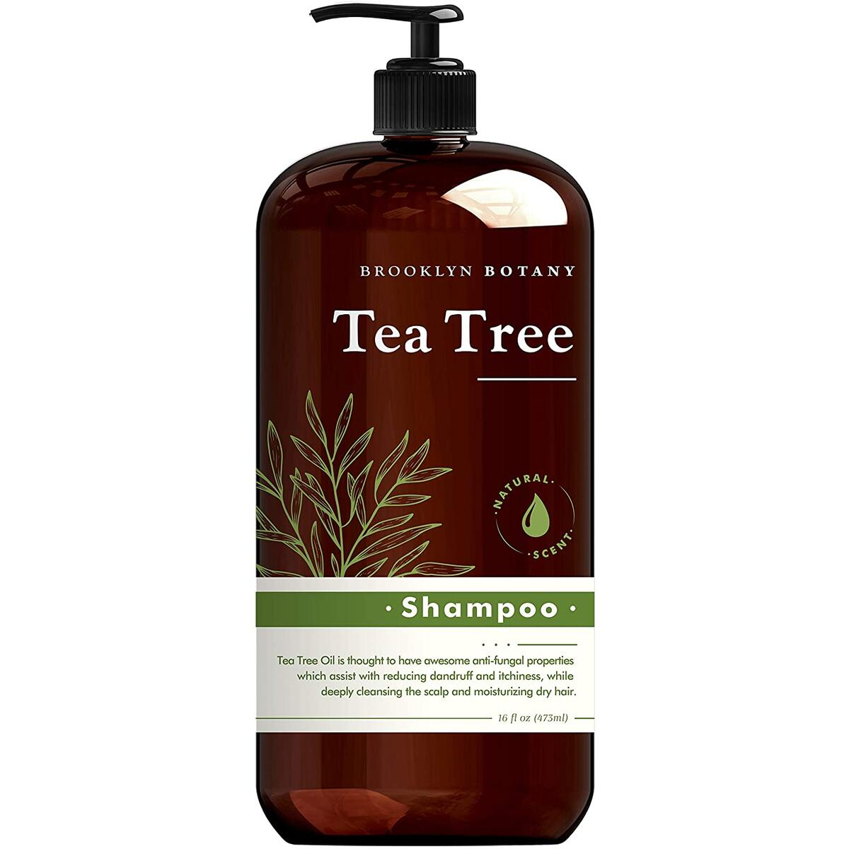 Tea Tree Shampoo & Conditioner Set