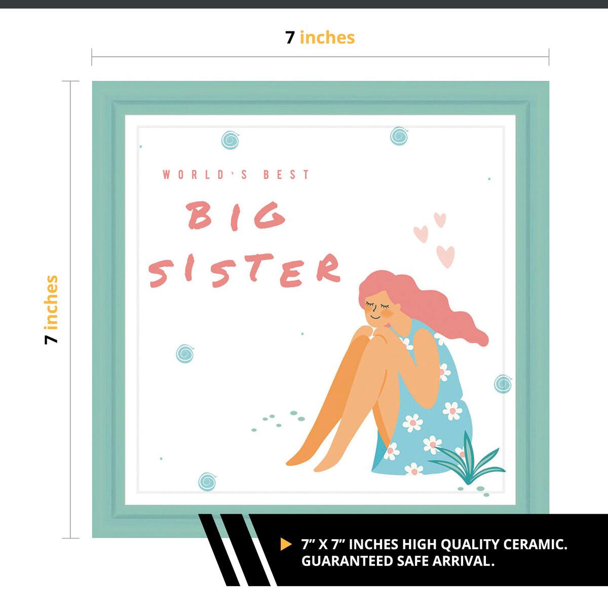 Big Sister Gifts | 7x7