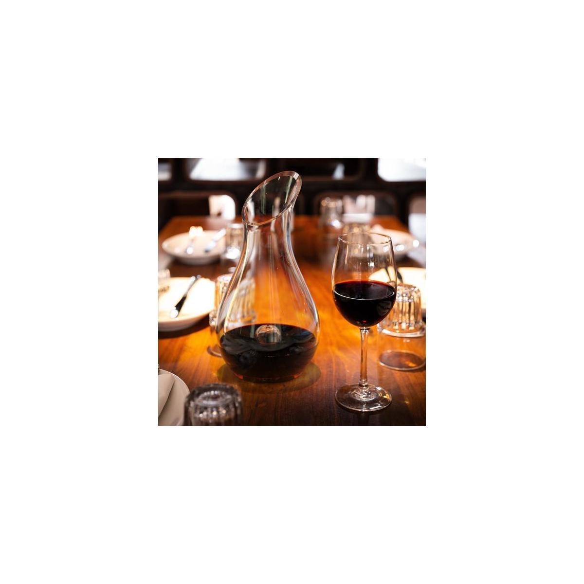 Premium wine decanter