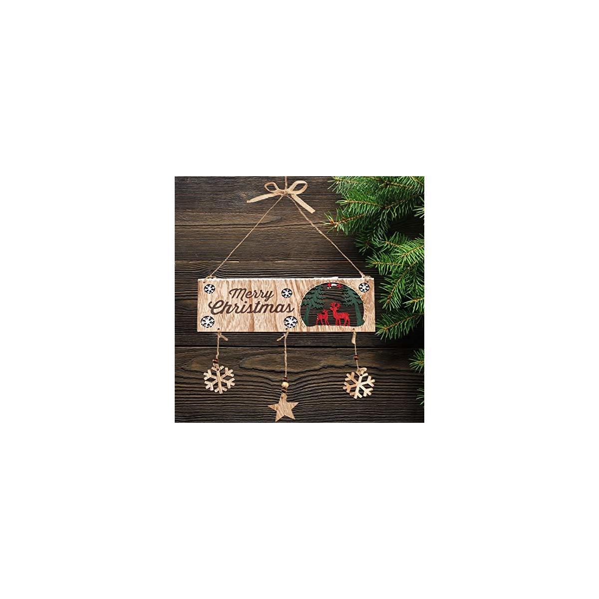 Christmas Sign (B)