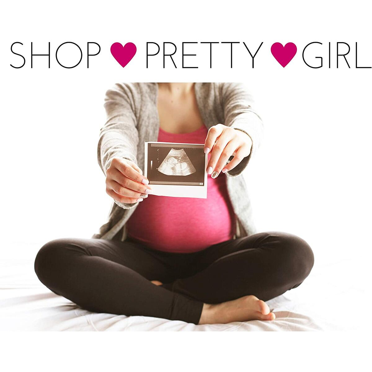 Rebate Only For : Size:  Small/Medium   Color: Navy  - Maternity Leggings Over The Belly - Secret Fit Belly Maternity Workout Pants