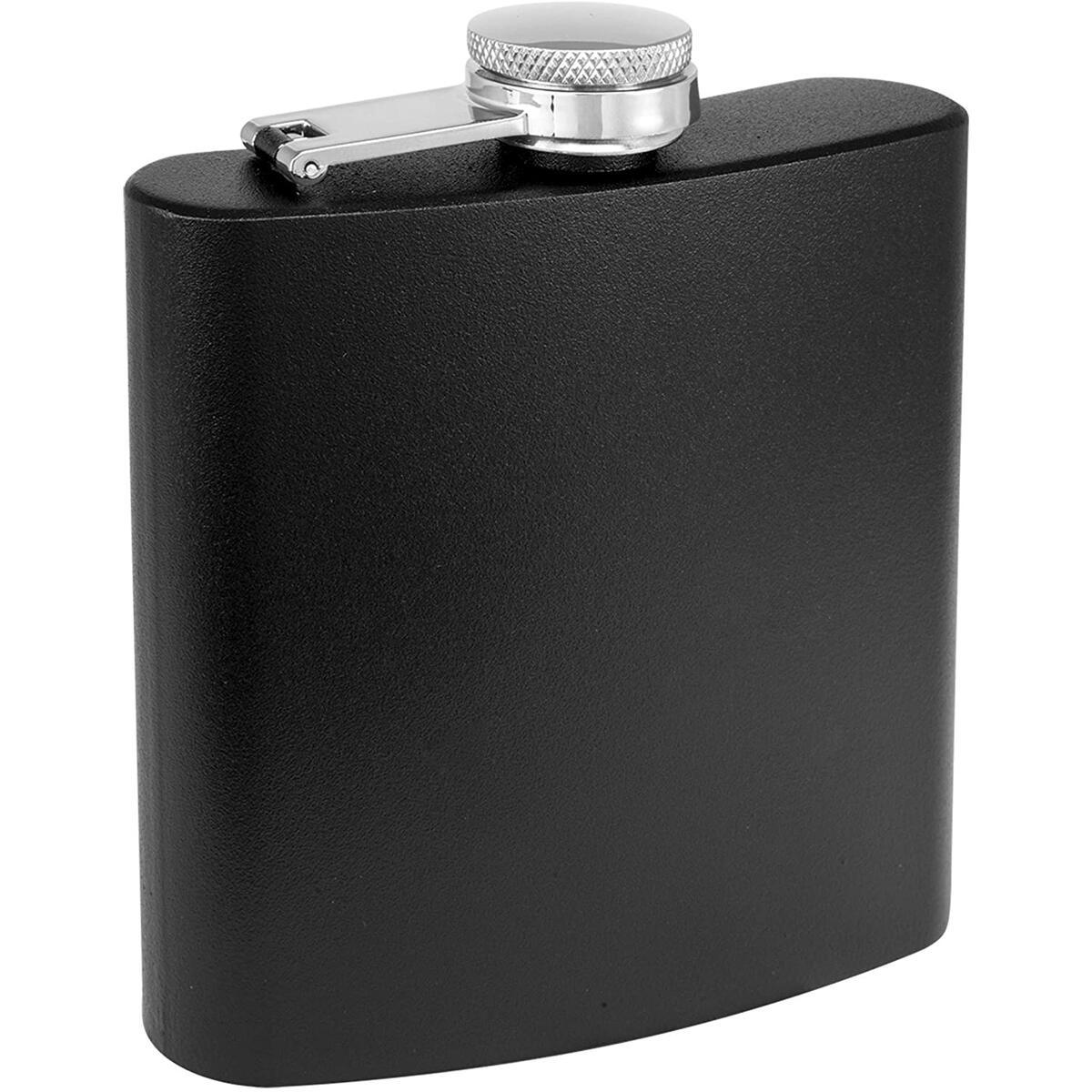 Matte Black Flask