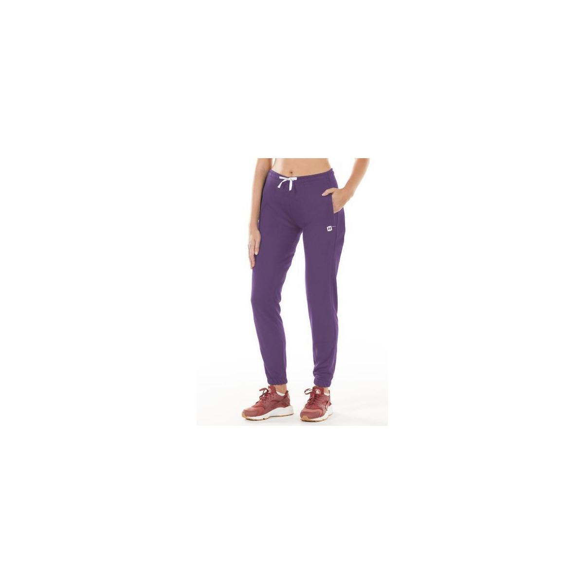 Womens Sweatpants with Pockets (All Colors: Black, Heather, Navy, Dark Red, Smoked, Blue, Purple, Green)