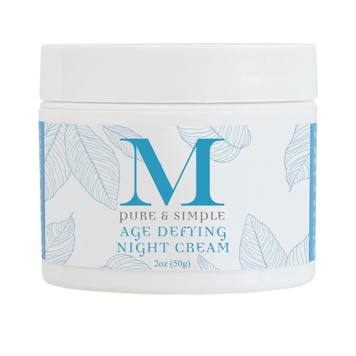 Anti Aging Face Moisturizer for Women, Age-Defying Night Cream for Women & Men, Wrinkle Cream for Face Made with Double Helix Water & All Natural Ingredients Such as Coconut Oil And Vitamin E (2 Oz)…