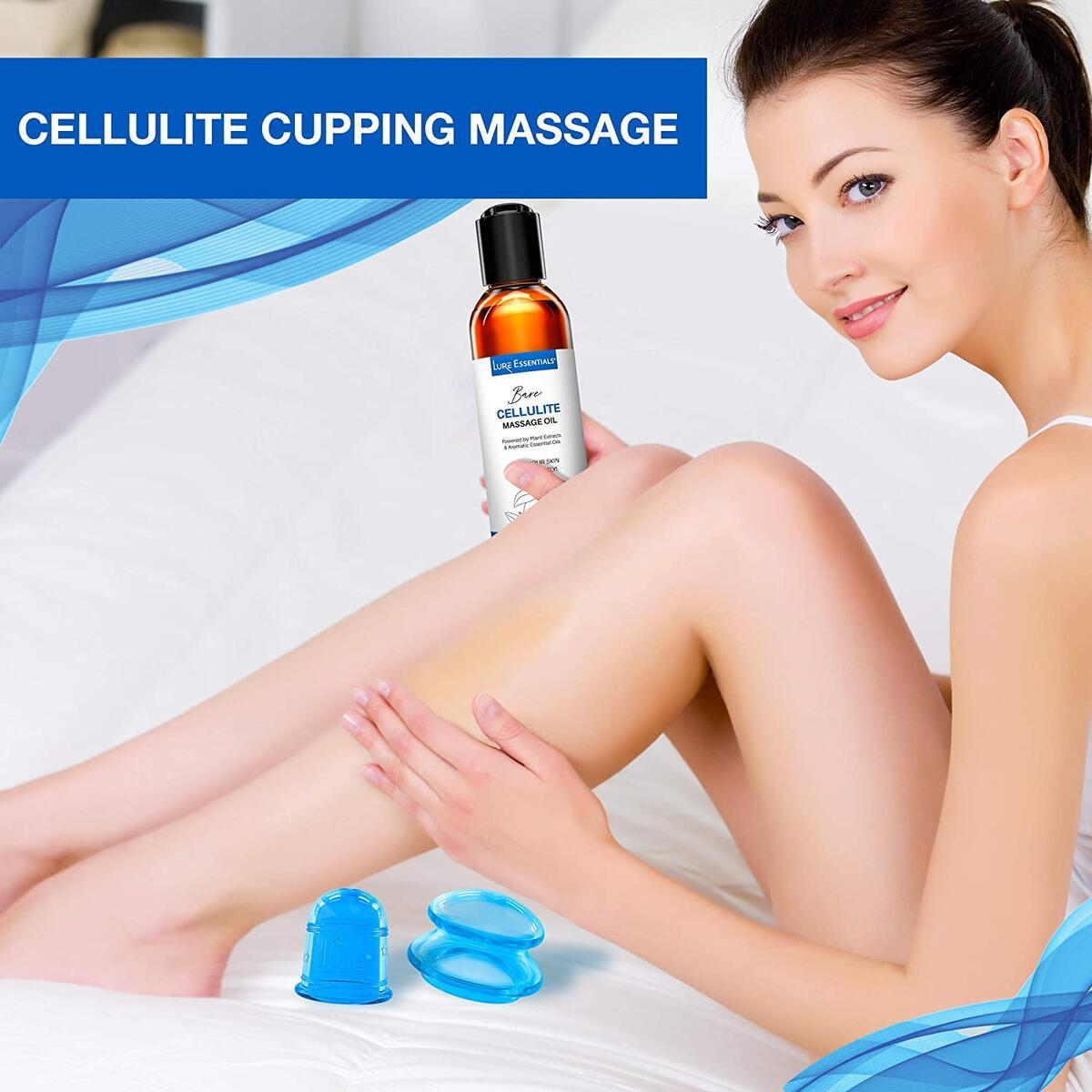BARE - Anti Cellulite Oil