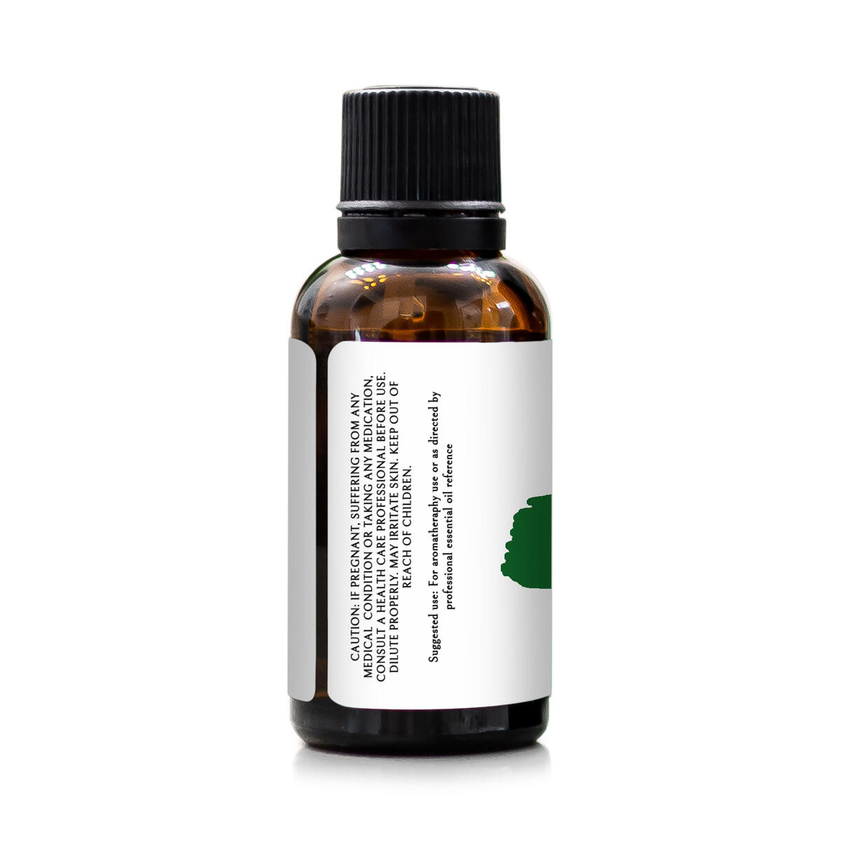NityaLife Organic Peppermint Essential Oil - USDA Certified -  Calming, reduces stress, many household uses, repels pests