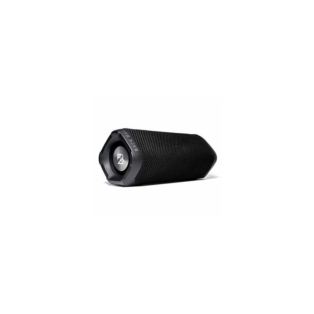 Newbury Wireless Speaker by Back Bay Audio - 24 Hour Battery Life and Amazing Bass