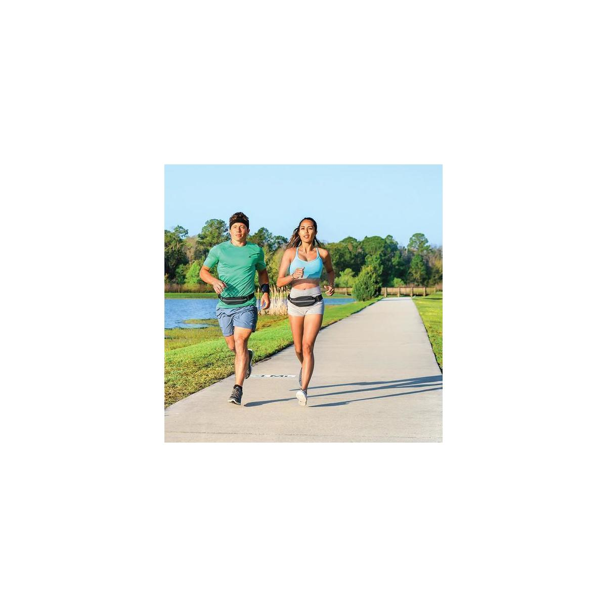 Lamikala Running Belt with personal alarm