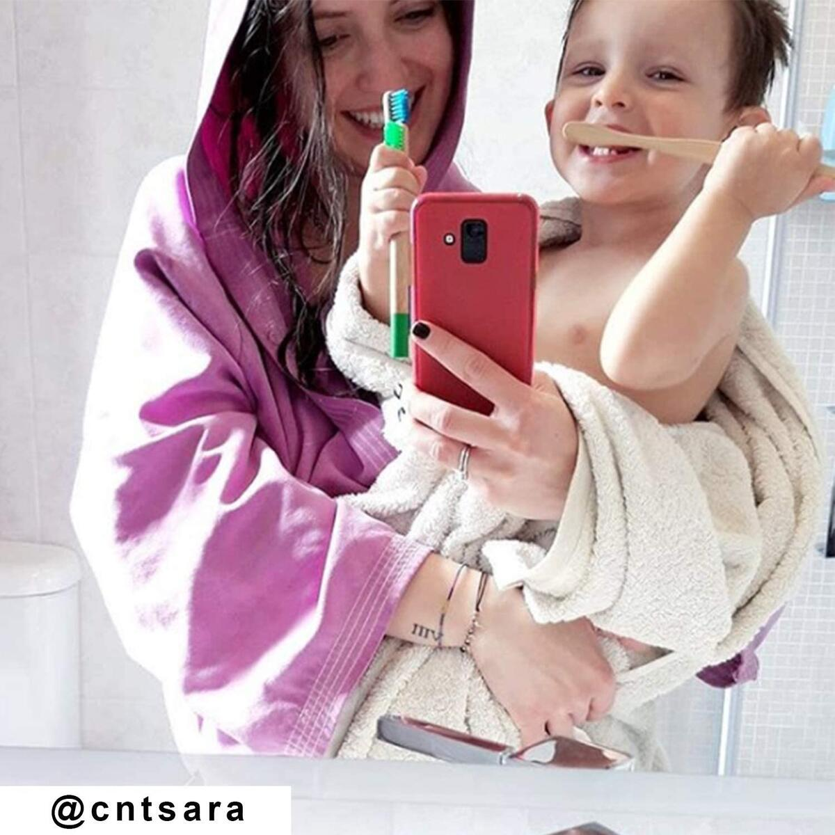 Bamboo kids Toothbrushes ***80% OFF our retail price***