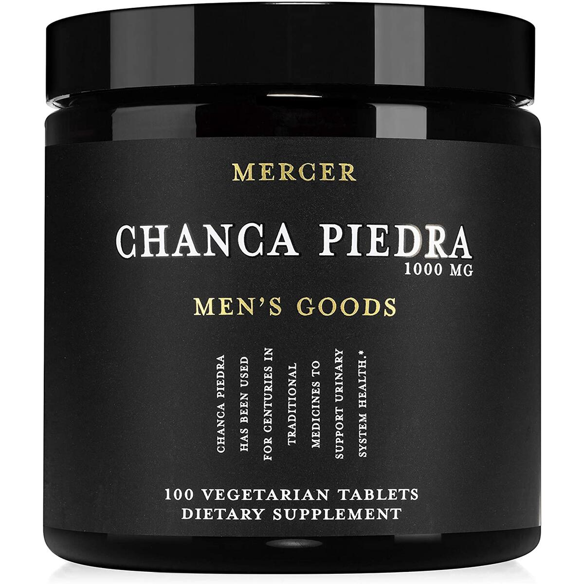 Mercer Chanca Piedra (Phyllanthus niruri) 1000mg
