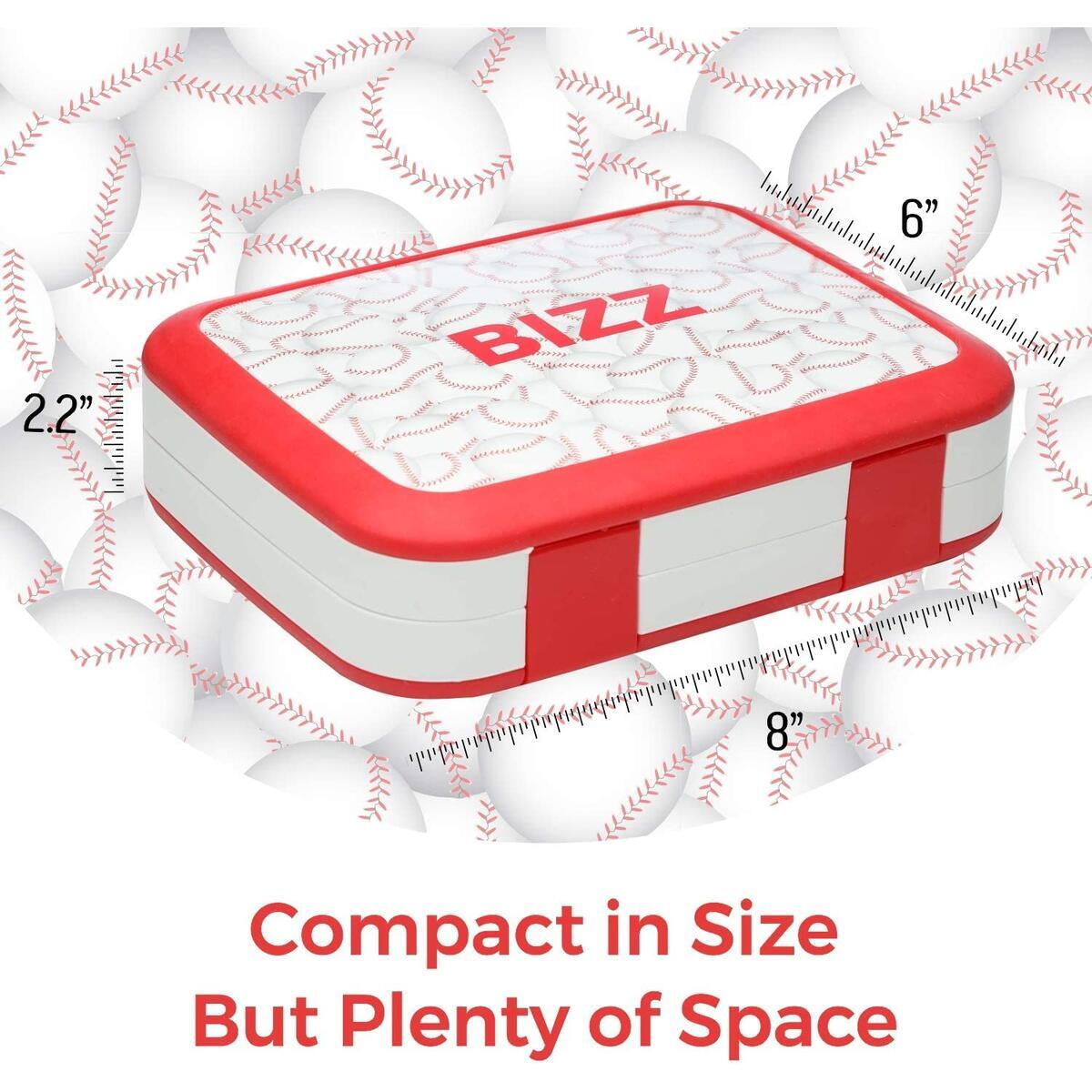 Bento Boxes - Baseball Basketball - Spoons Forks Included - 2pk
