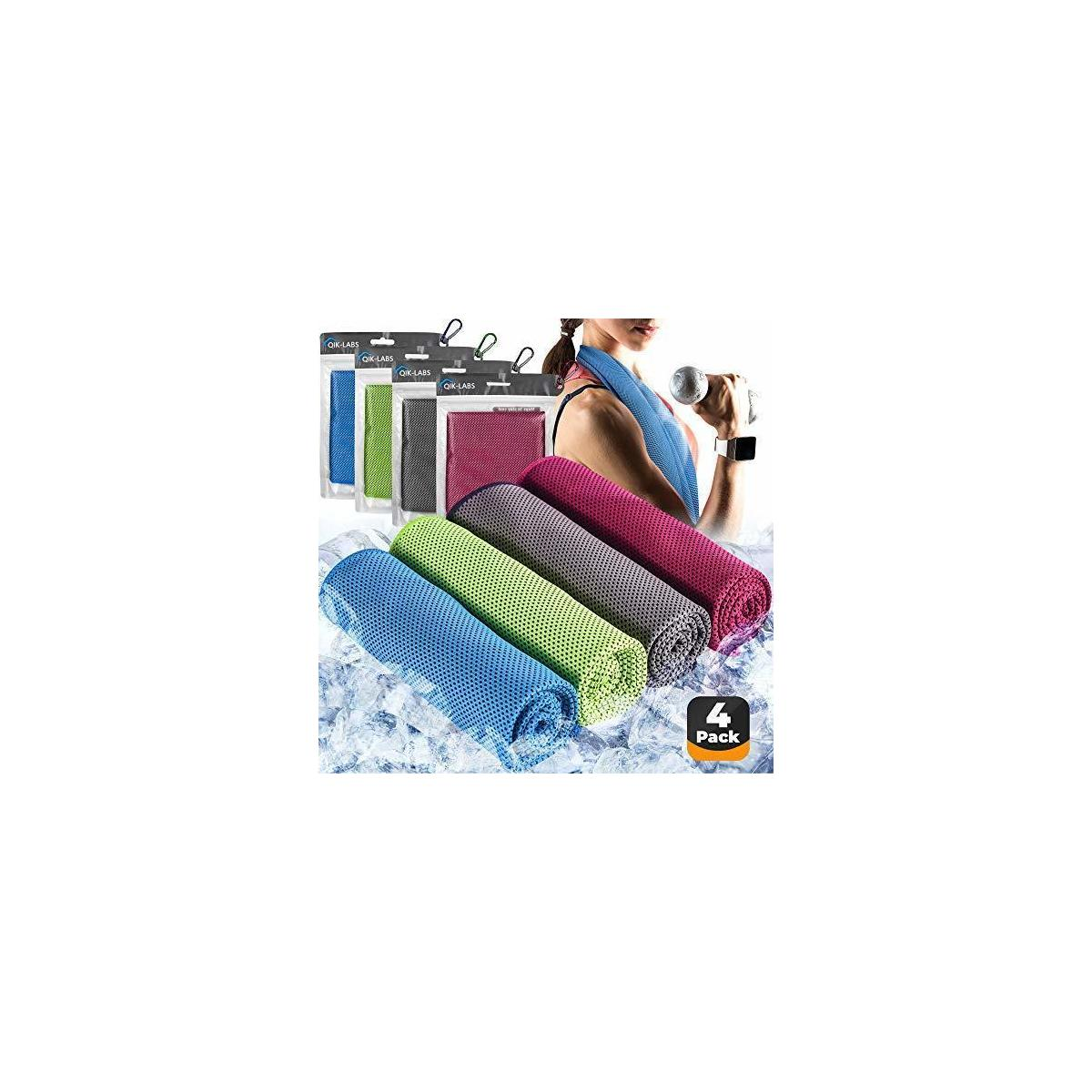 Cooling Towel [4 Pack]