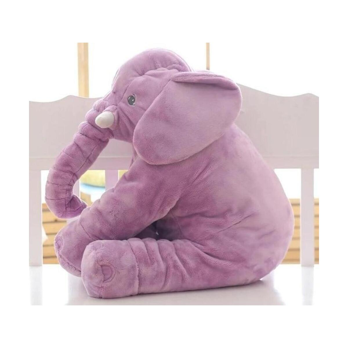 Baby Soft Plush Sleep Pillow Elephant Large