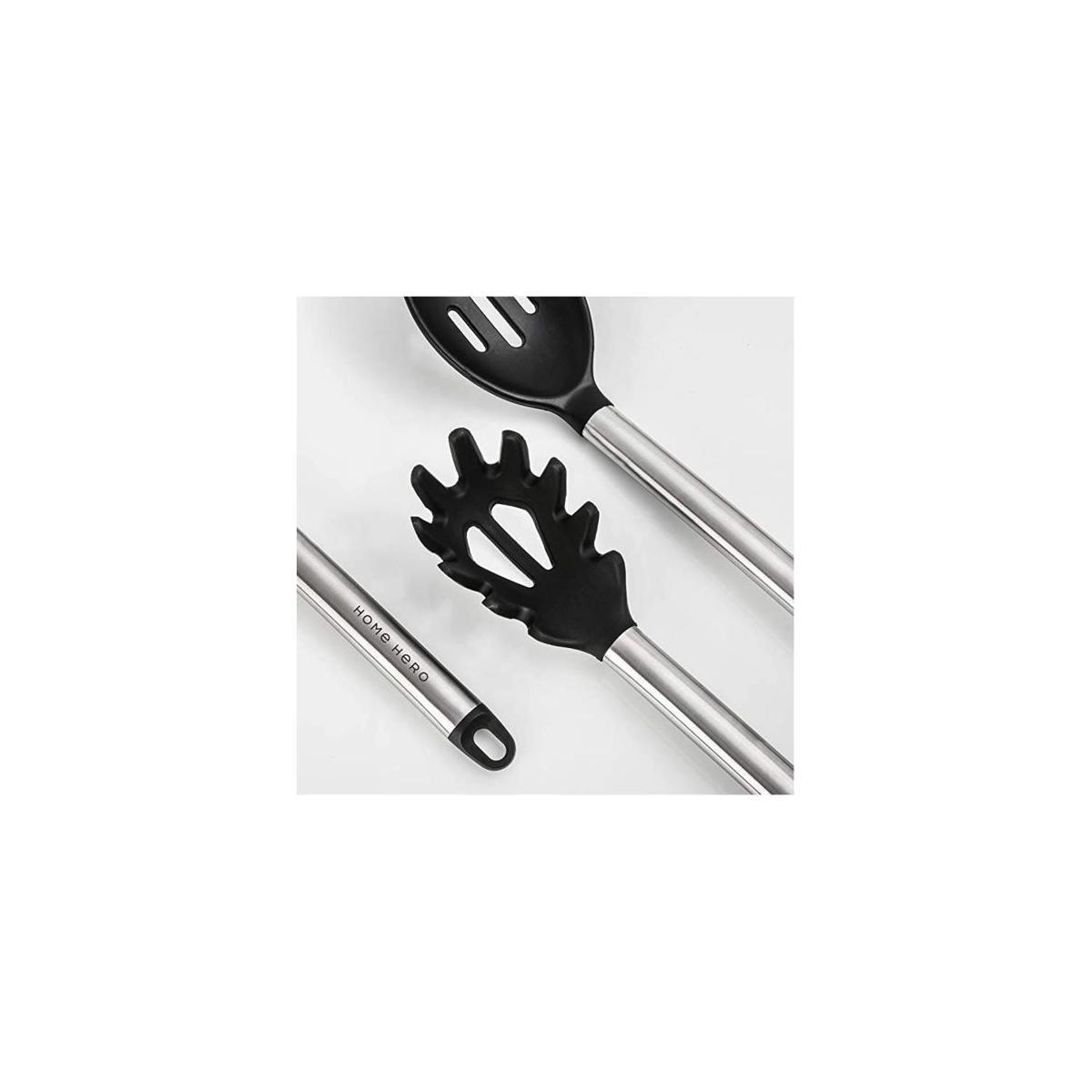 Stainless Steel Kitchen Utensil Set