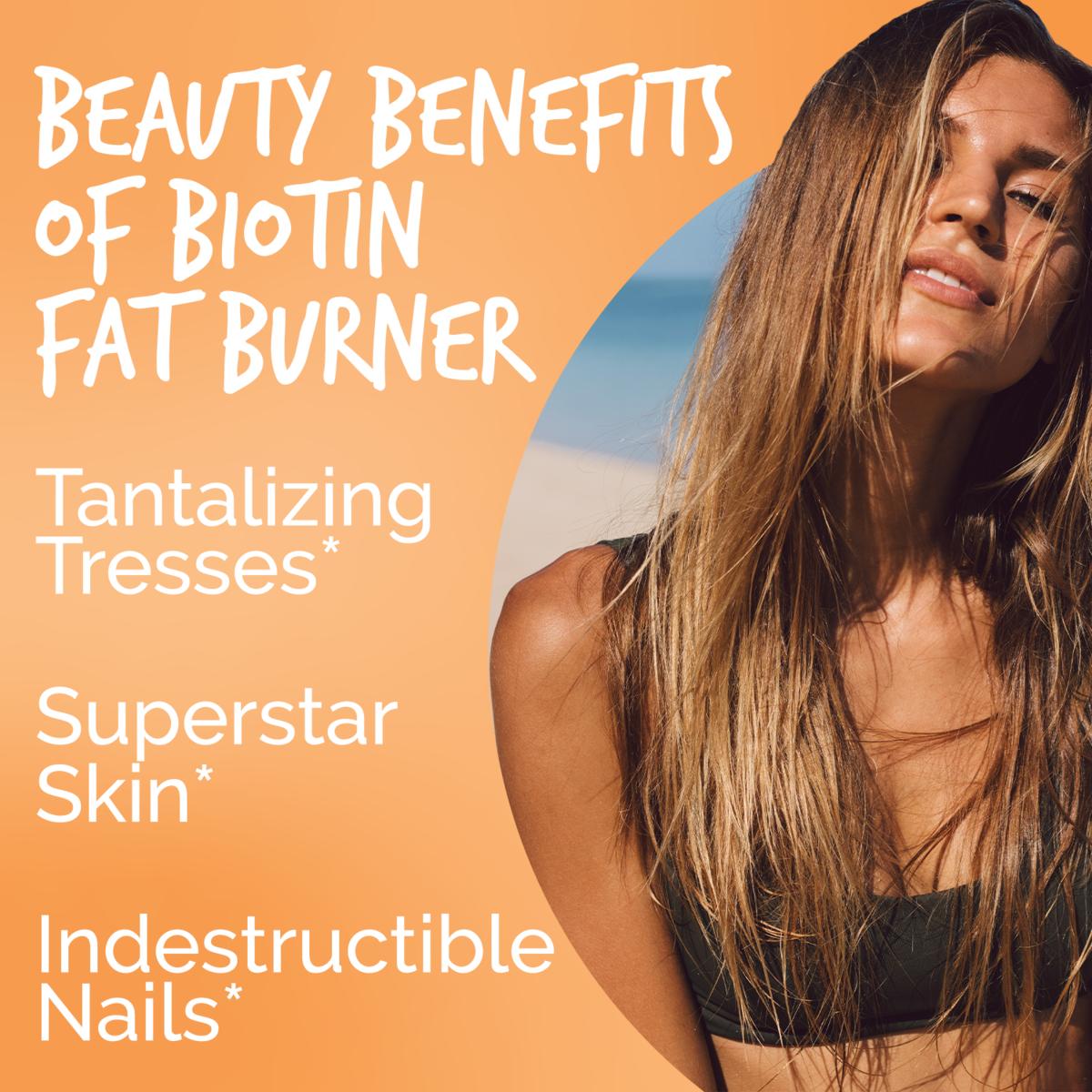 LxH Biotin Fat Burner