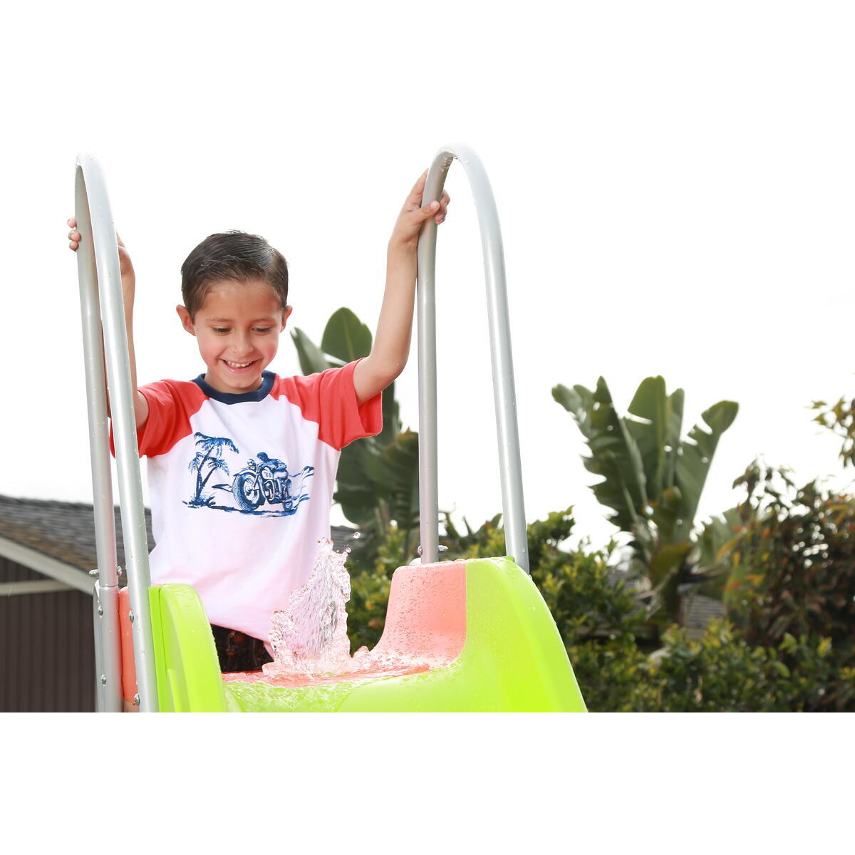 Platports 10ft Kids Playground Slide