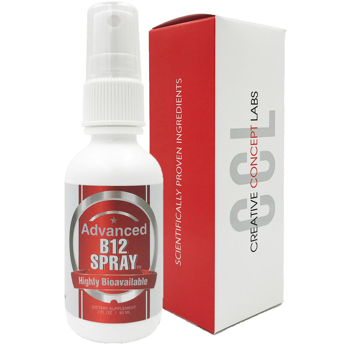 Advanced Vitamin B12 Spray