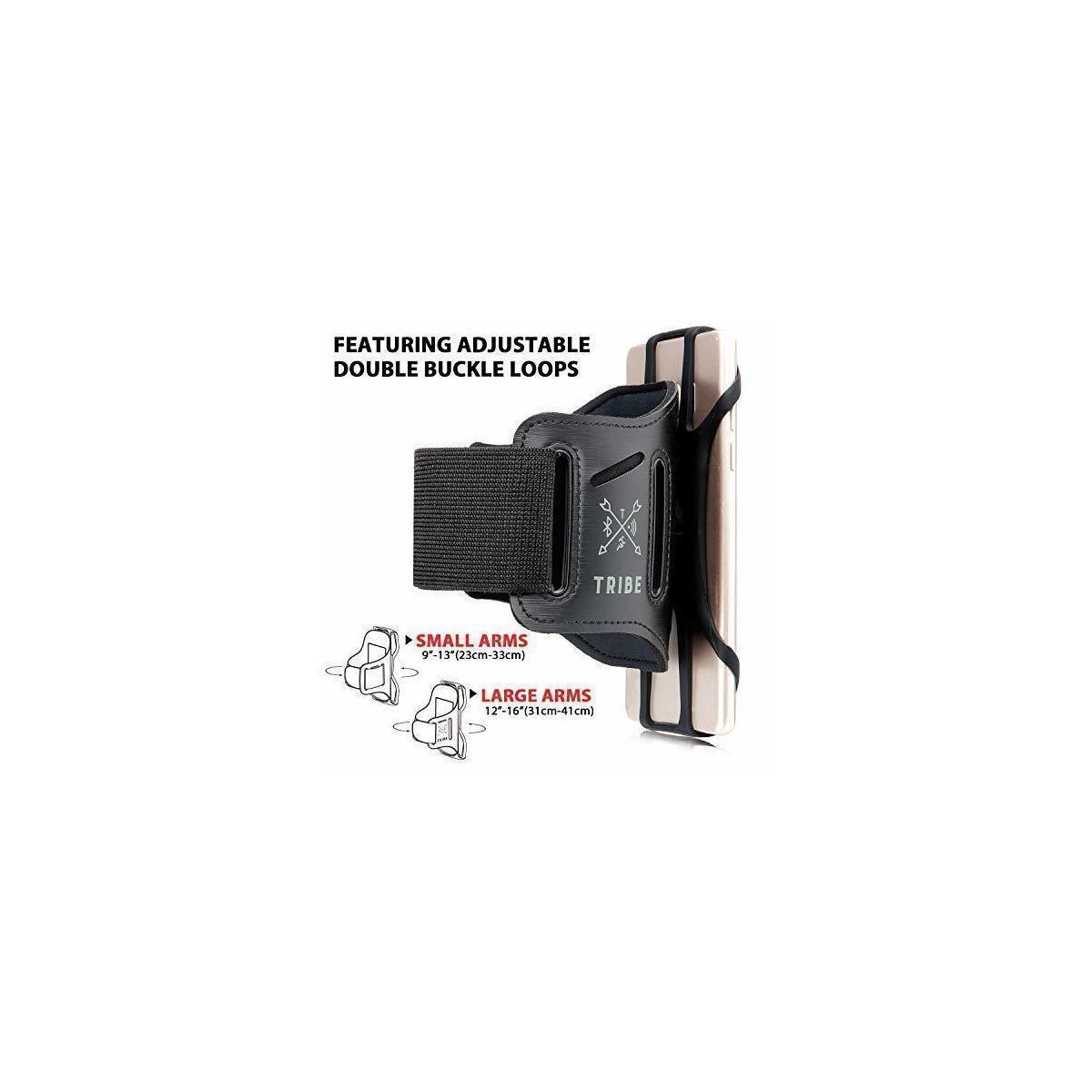 TRIBE USA Rotatable, Detachable, Phone Armband