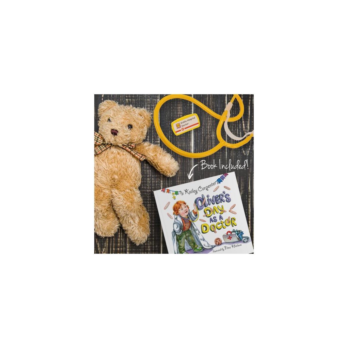 Li'l-Gen Pretend Play Doctor Kit for Kids - Includes
