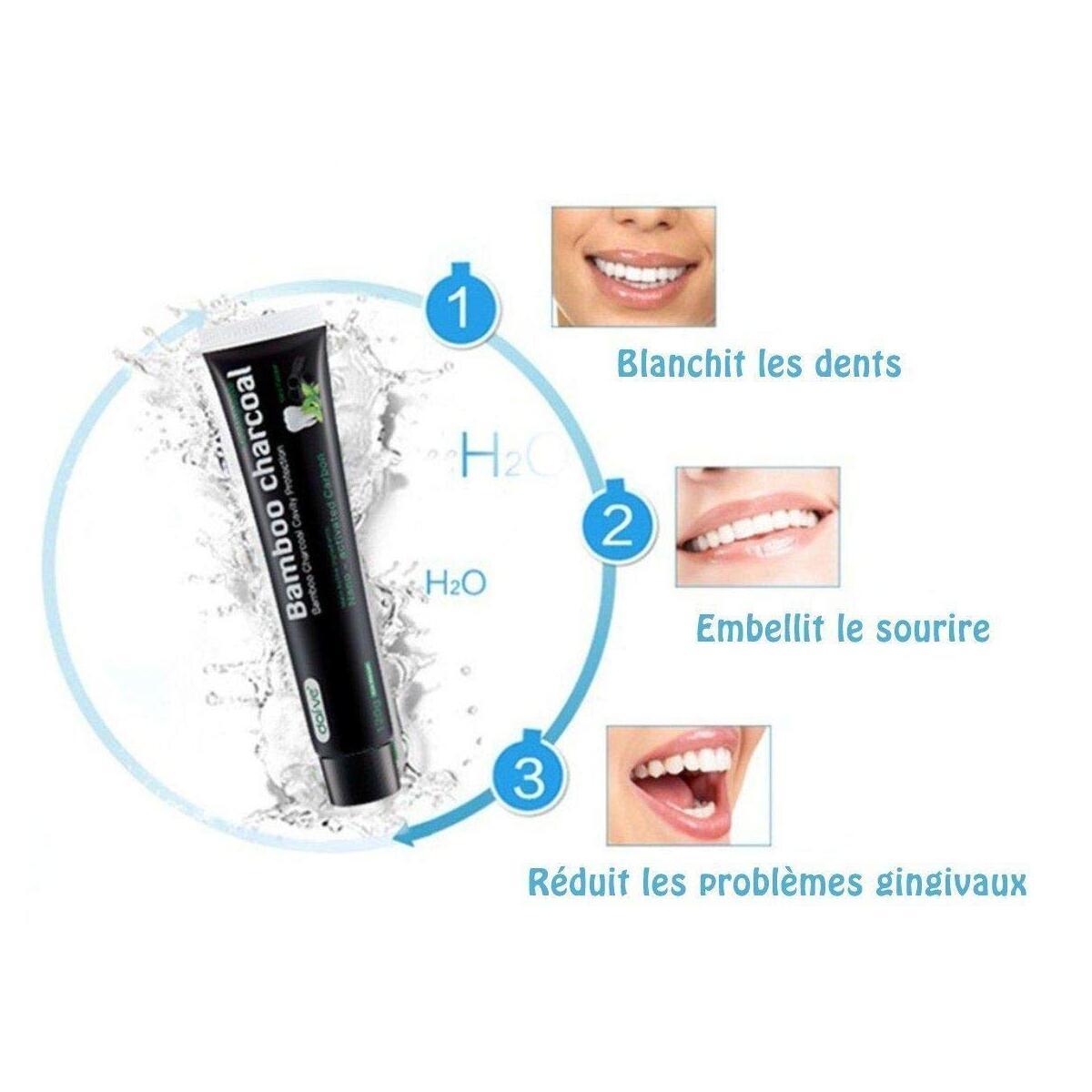 Bamboo Toothpaste - Organic Natural and Vegan