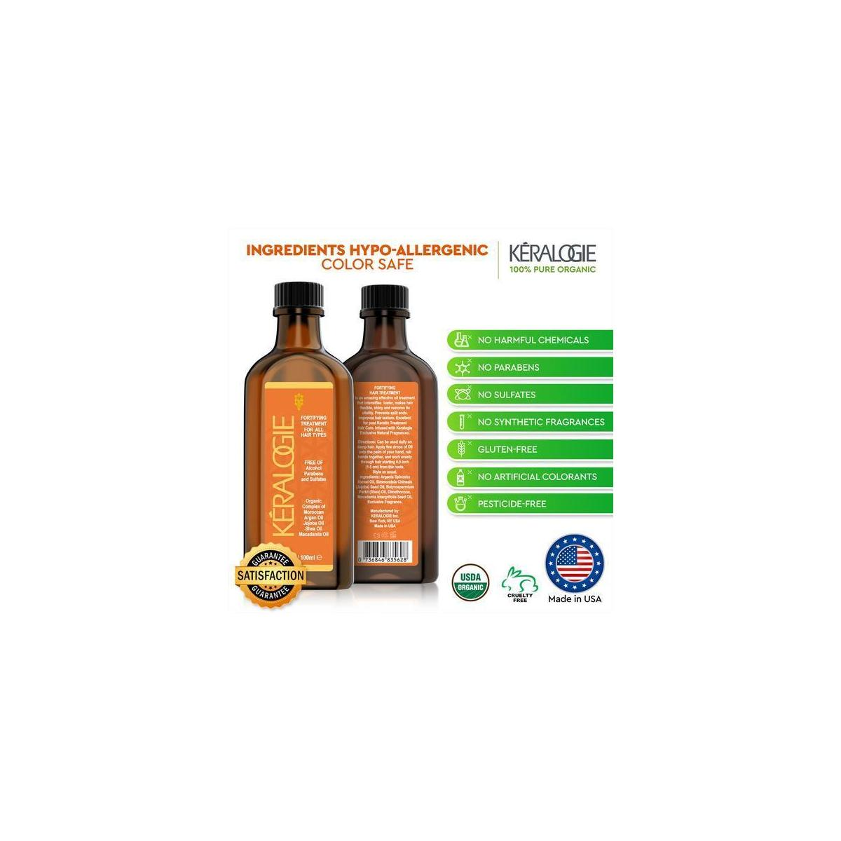 HAIR OIL COMPLEX FOR ALL HAIR TYPES, BEARD AND SKIN