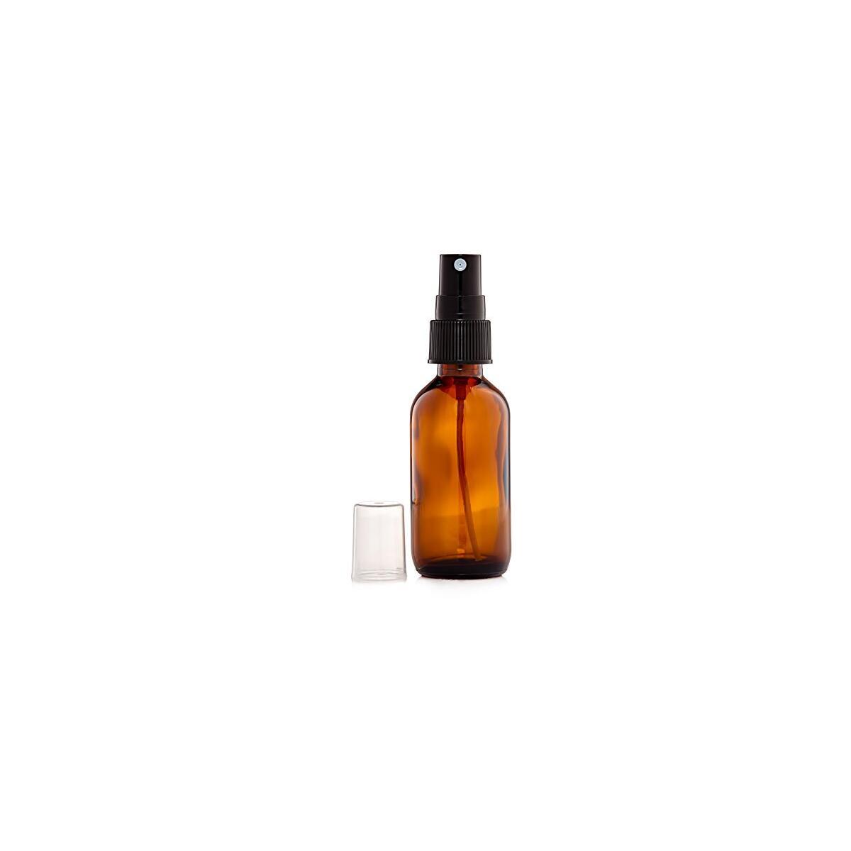 Small 2 oz Glass Spray Bottles