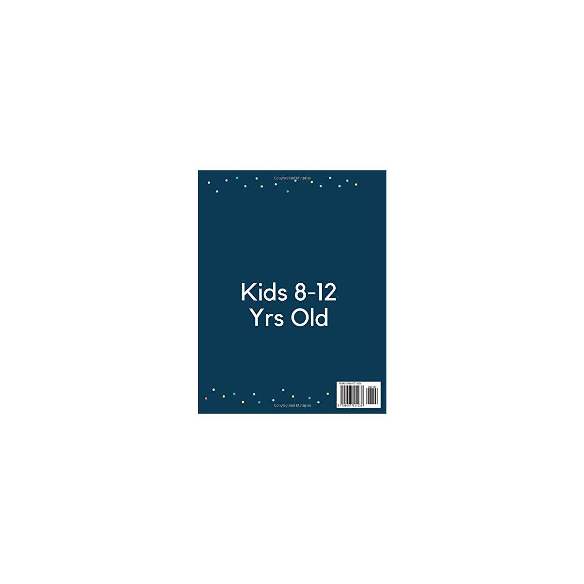 My First Sudoku Book For Kids 8-12 Years Old