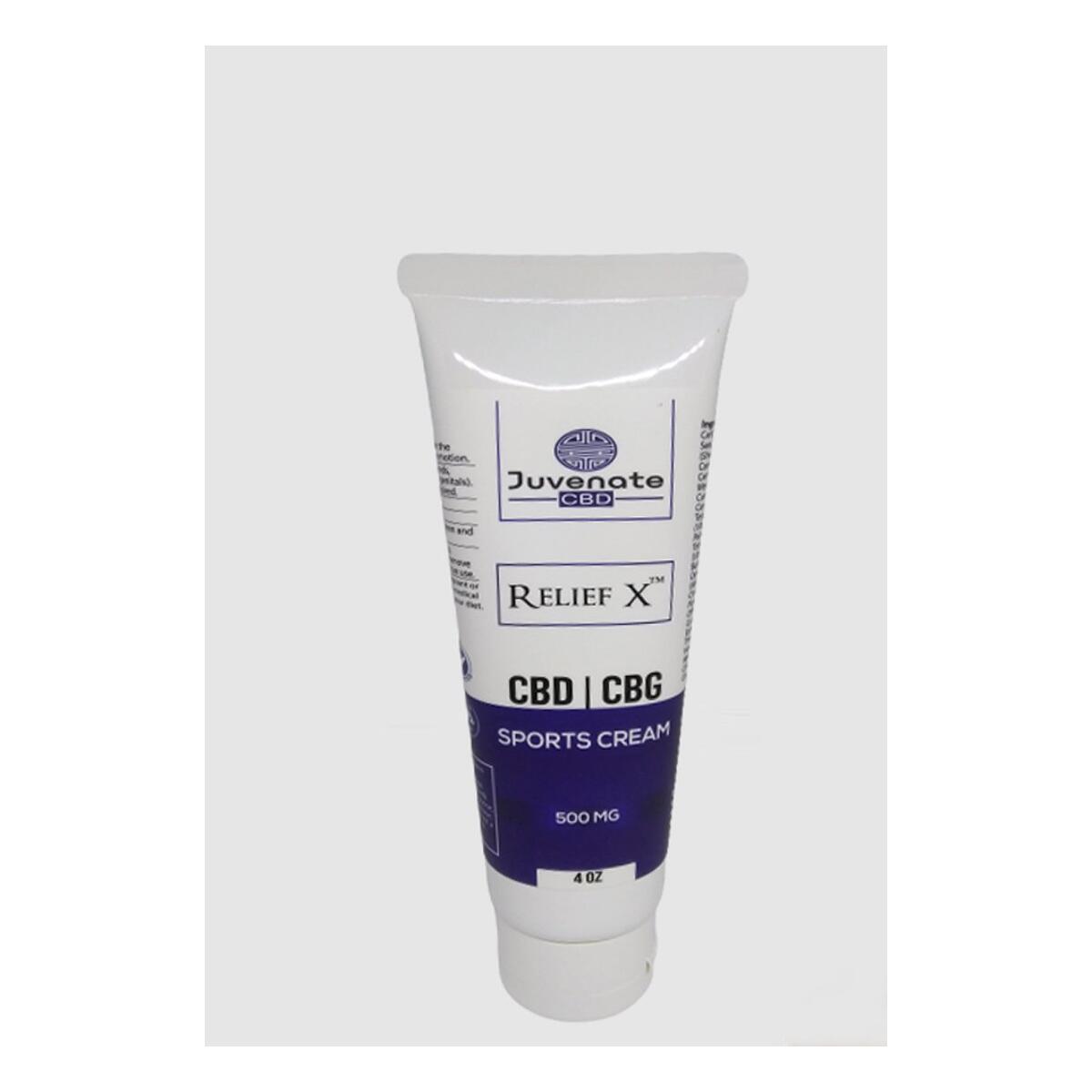 CBD/CBG Sports Cream