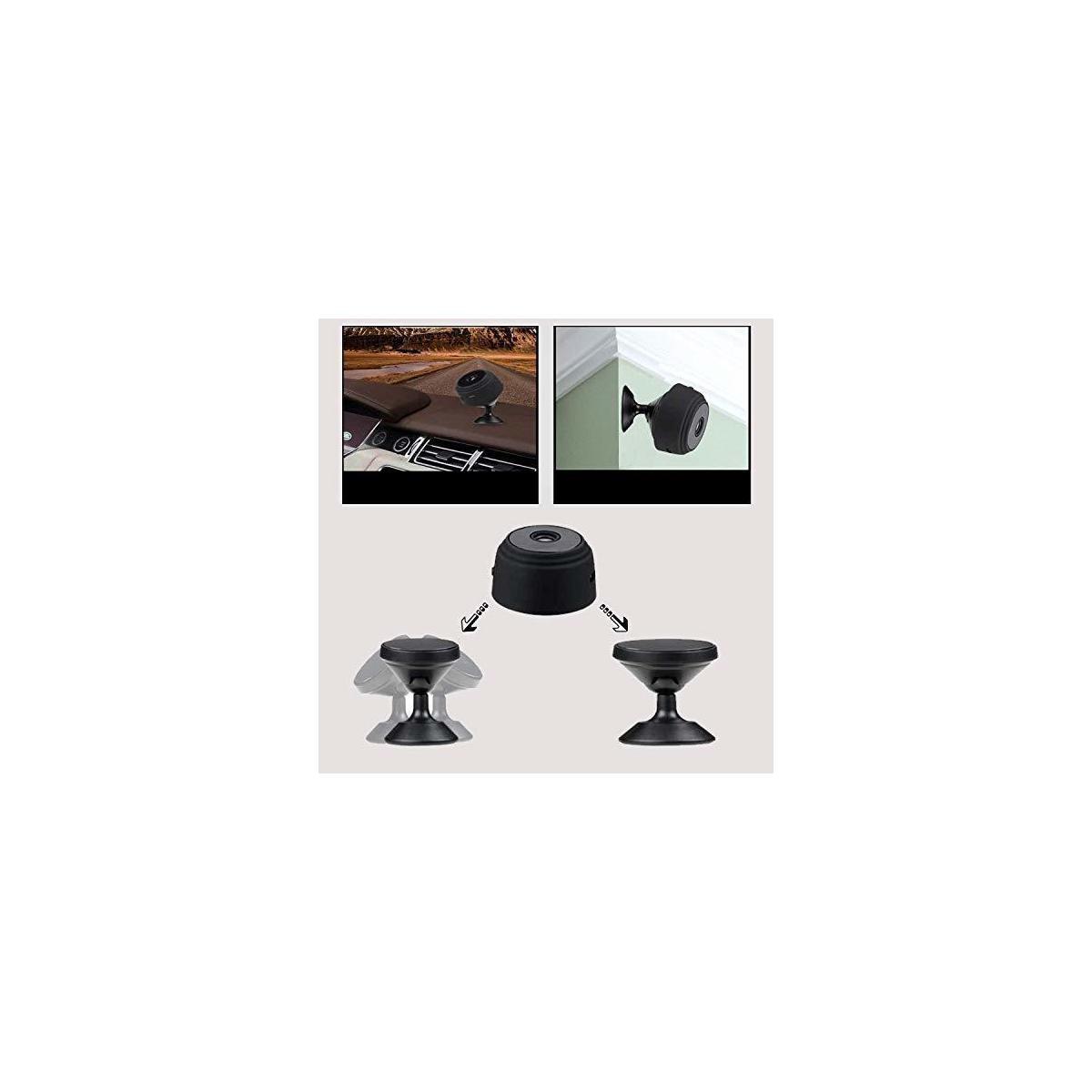 Spy Camera - Hidden Camera - Premium Pack - HD 1080P - Motion Detection - USB Hidden Camera - Surveillance Camera - Mini spy Camera