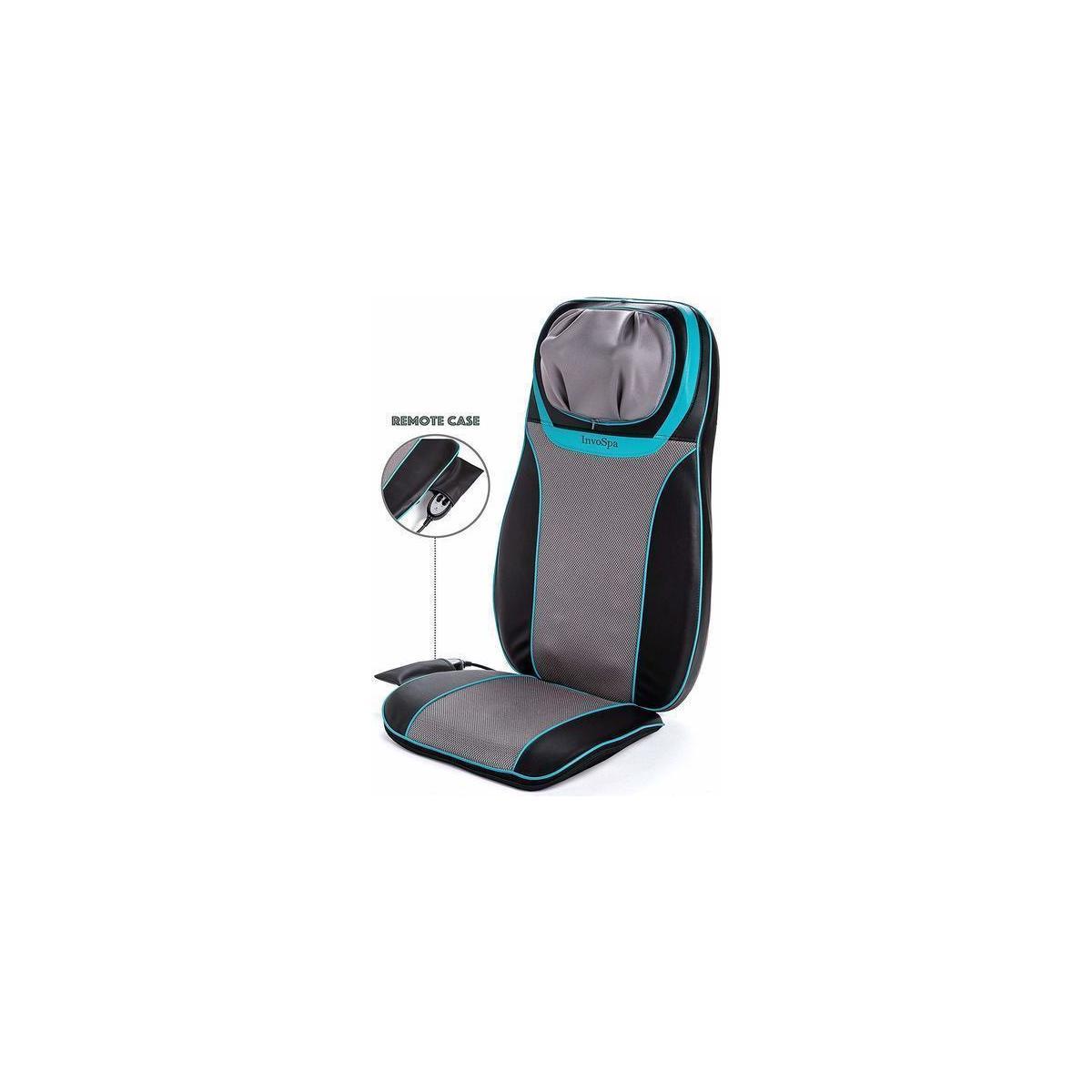 Picture of: Shiatsu Back Neck Seat Cushion Massager Chair Massage Pad With Soothing Heat Cashback Rebates Rebatekey