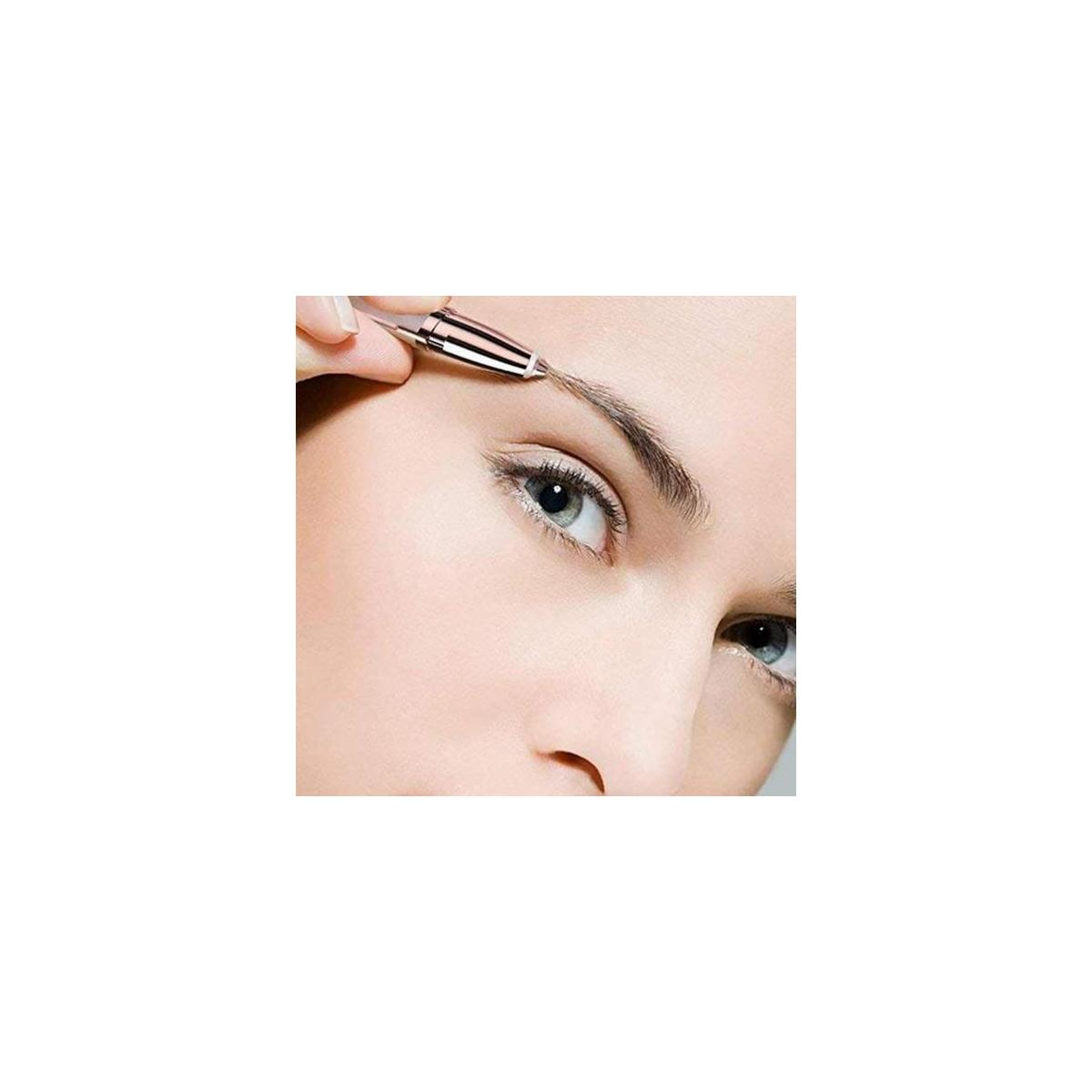 Mini Laser Eyebrow Trimmer & Face Hair Removal (Free shipping)