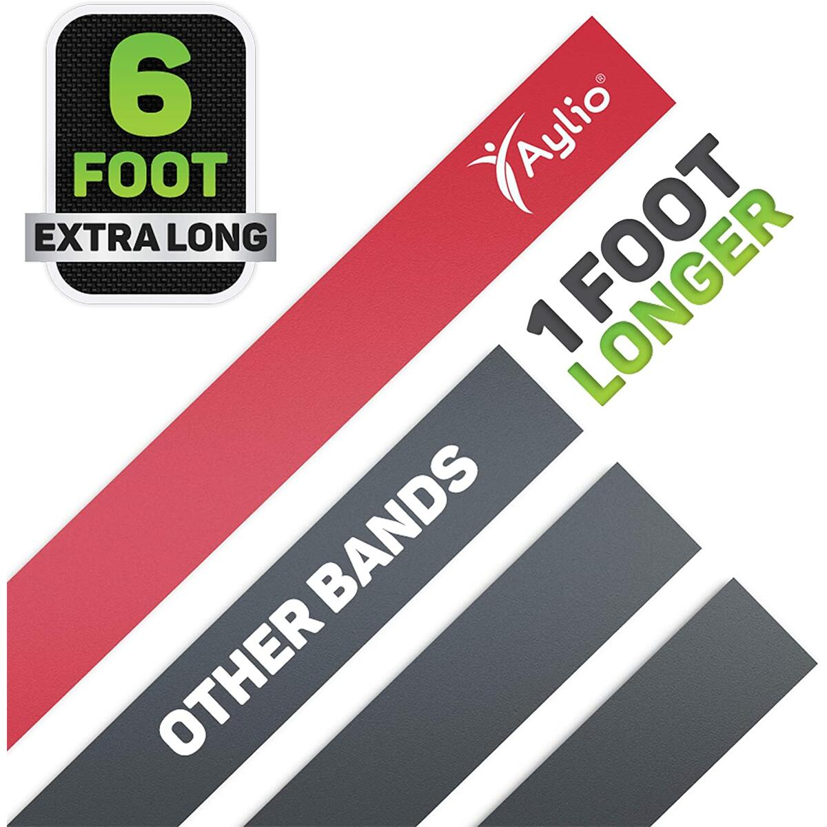 Exercise Band Set with Door Anchor