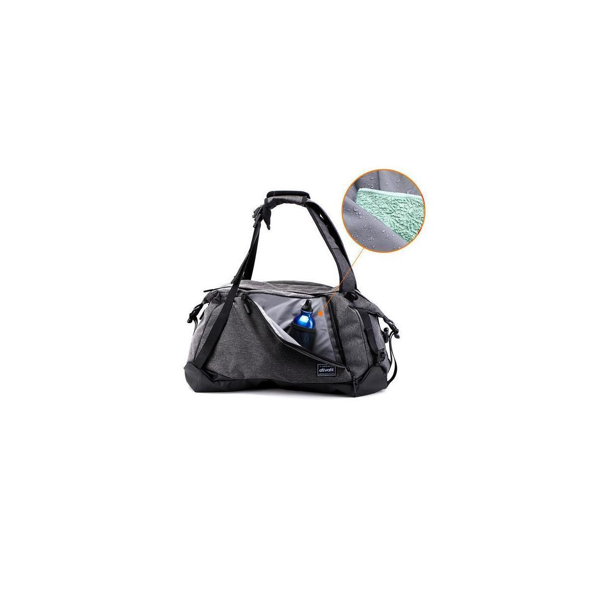 Ativafit 3in1 sports duffel travelling bag