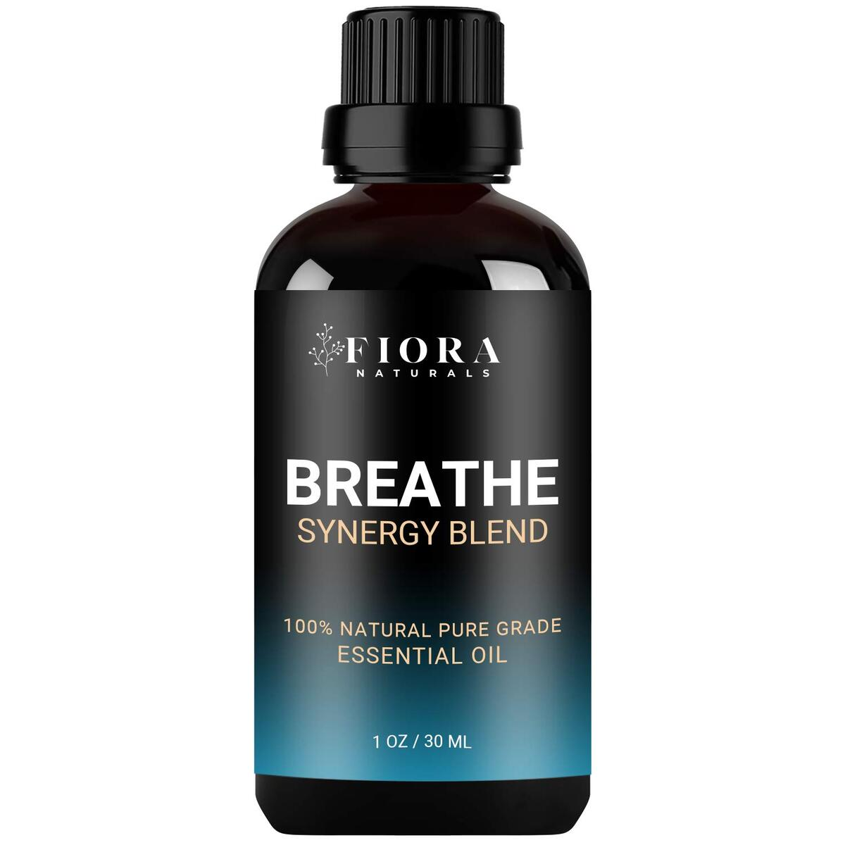 Breathe Easy Respiratry Essential Oil Blend- 30 ml