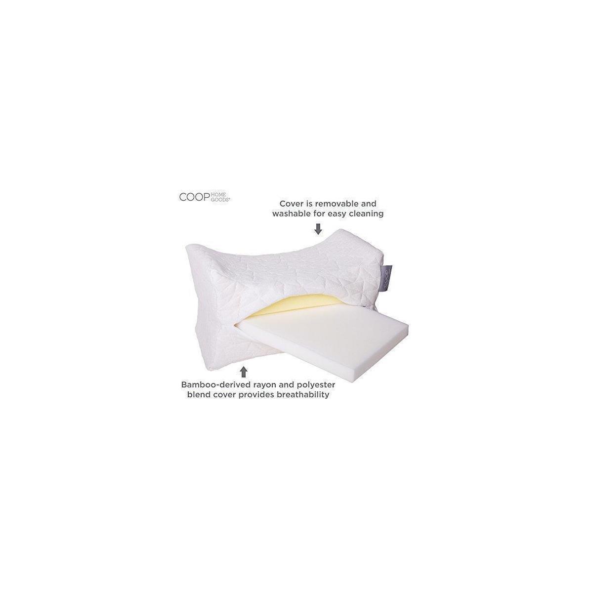 Adjustable Orthopedic Knee Pillow