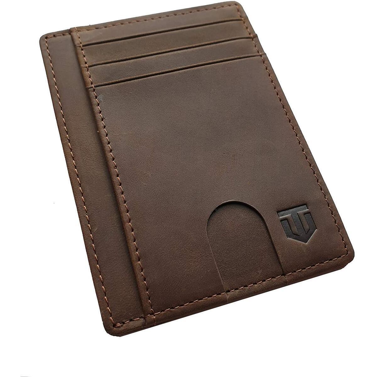 Titanz Slim Minimalist Wallet