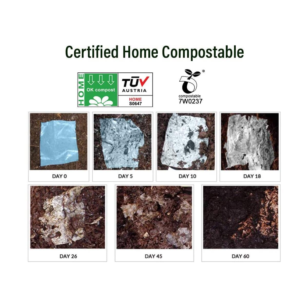 Compostable Pet Waste Bags