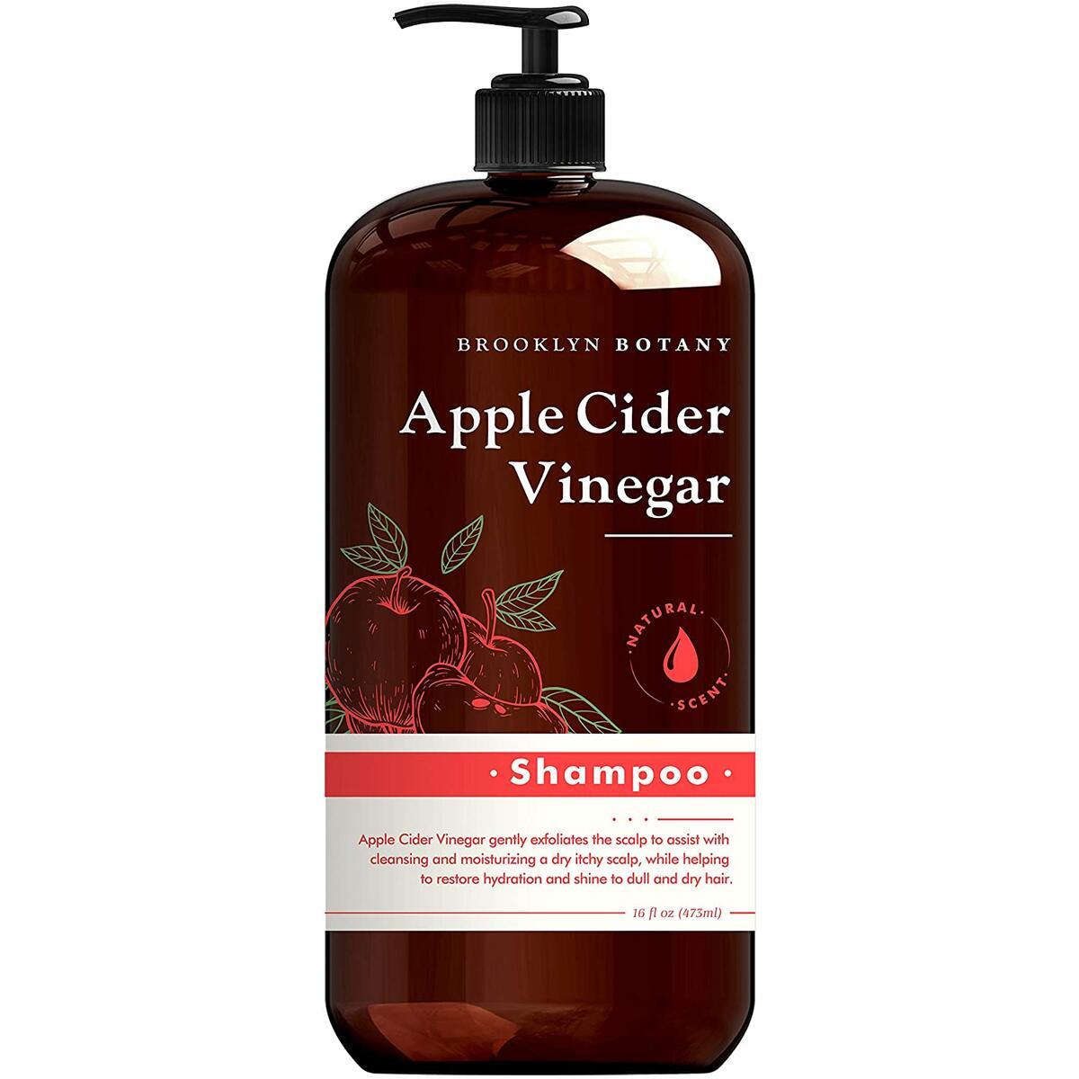 Apple Cider Vinegar and Coconut Avocado shampoo conditioner set