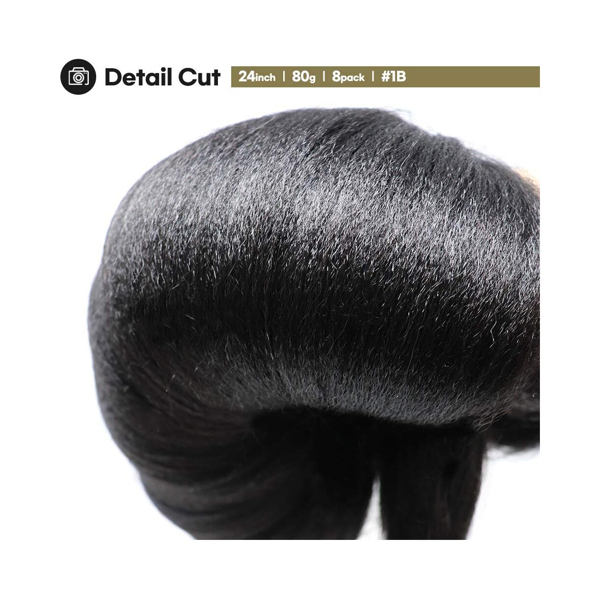 Pre Stretched Braiding Hair 24