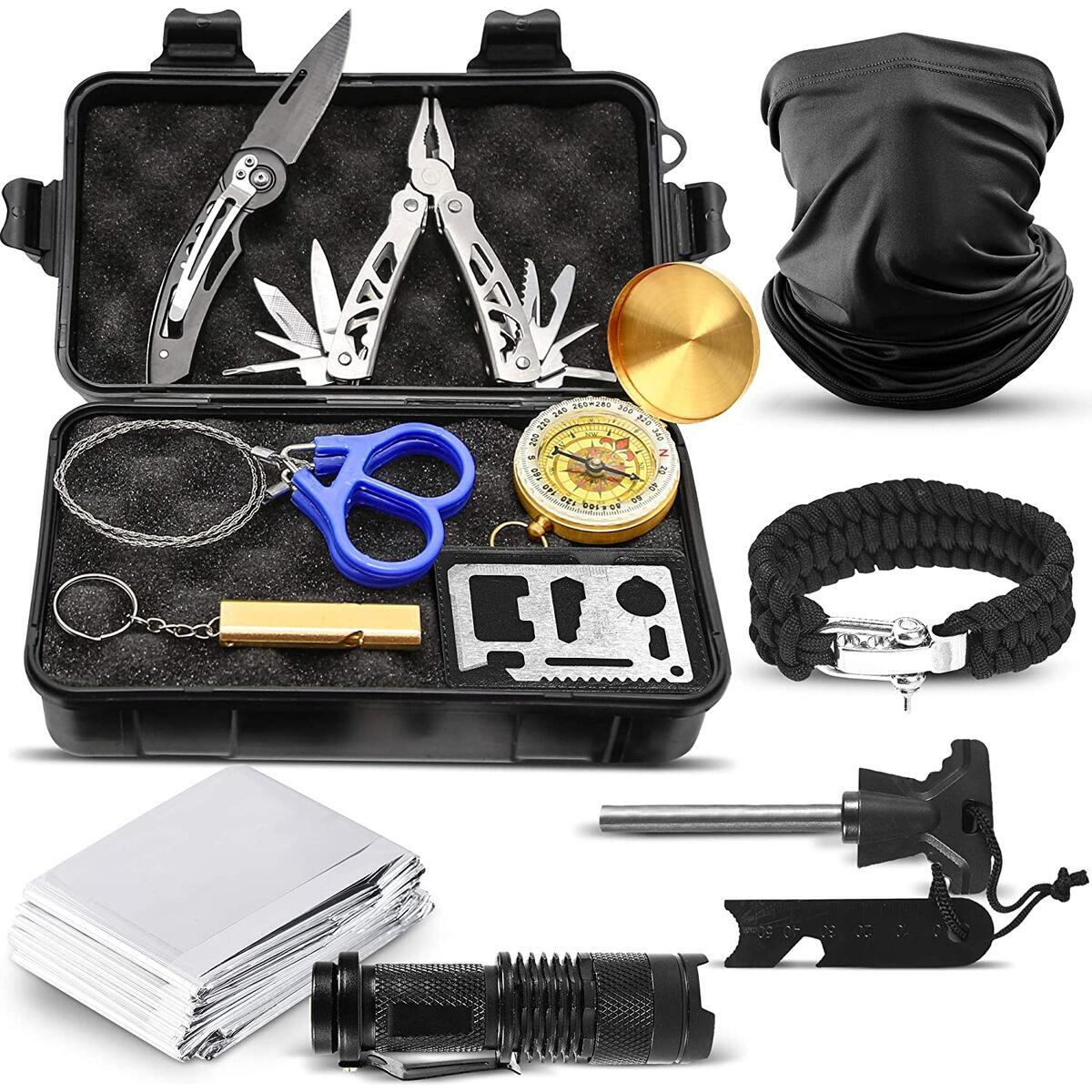 Survival Kit Tactical Outdoor Survival Kits