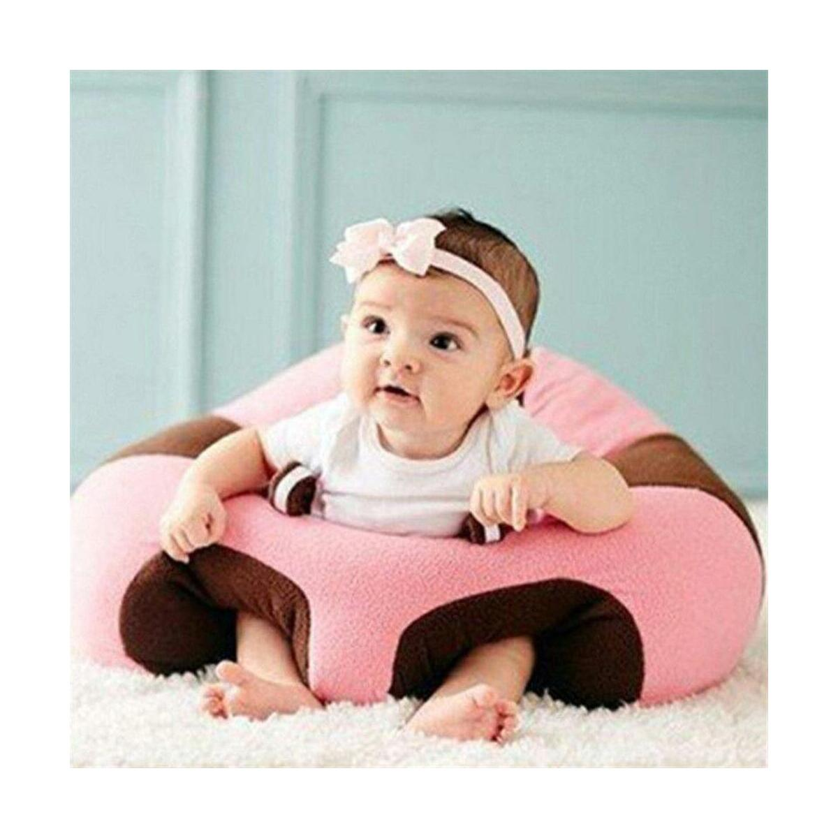 Baby Plush sofa Support Chair