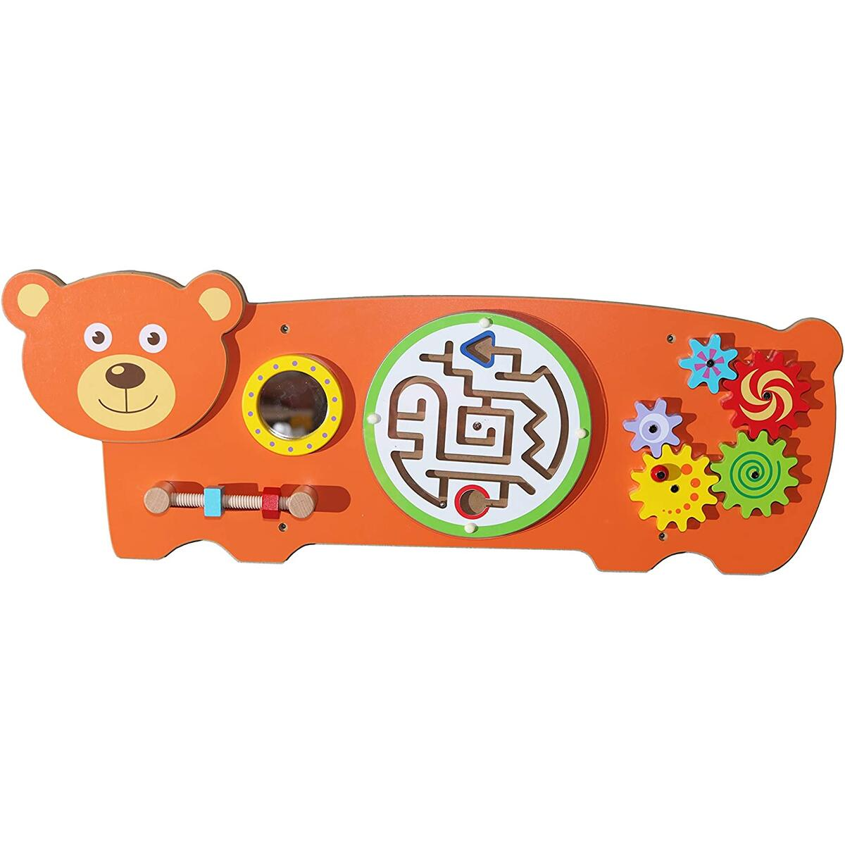 First Steps Toddler Learning Activity Center