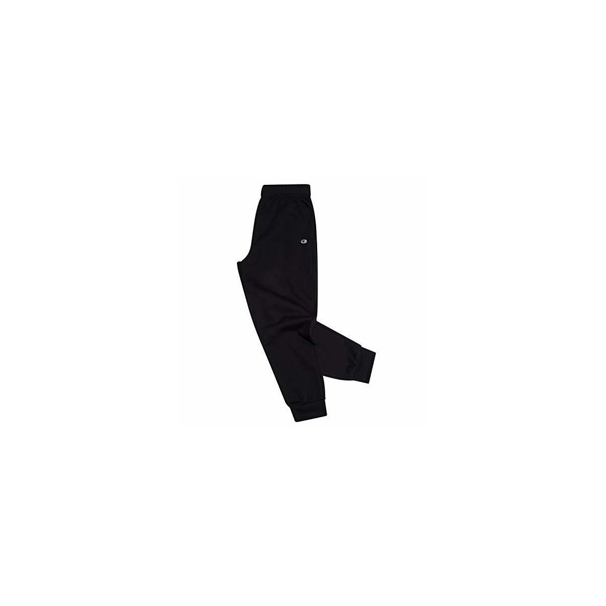 rebate for BLACK X- LARGE -- Champion Sweatpants Men Big and Tall Powerblend Workout Lounge Joggers